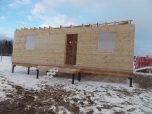 Каркасные технологии – доступное жилье за короткий срок