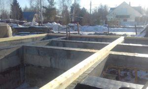 Начали строительство дома под усадку для ПМЖ в М.О., Раменский район, д. Вялки